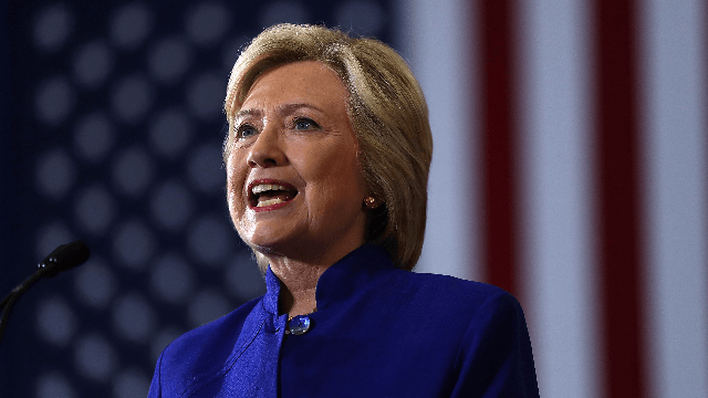 Hillary Clinton emerges from the woods, confirms to MAKERS she's still as feminist as ever.