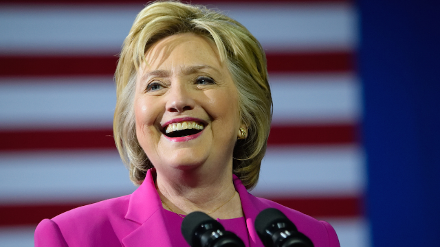 Hillary Clinton just tweeted the best 'I told you so' in Twitter history.