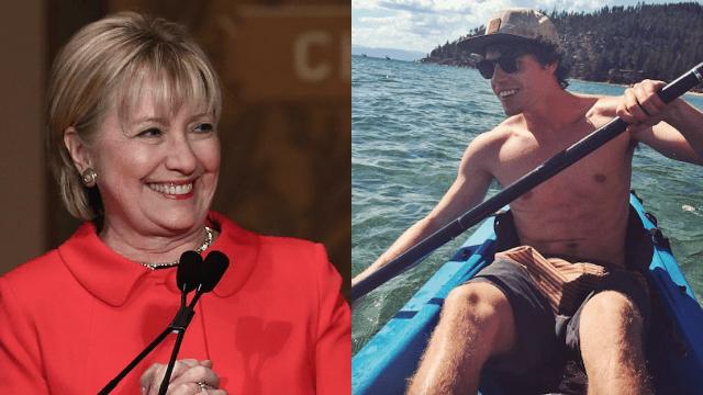 Surprise! Hillary Clinton's nephew Tyler Clinton is a smoking hot model.