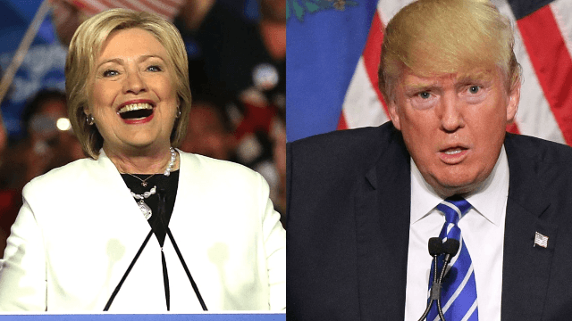 Hillary Clinton gloriously subtweets Donald Trump over 'SEE YOU IN COURT!' tweet.