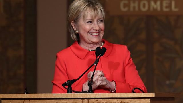 Hillary Clinton's Halloween costume plans are just sad.