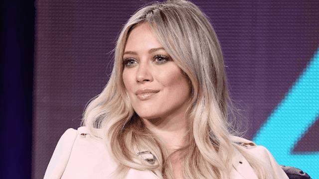 Hilary Duff's butt is the internet's new favorite butt.