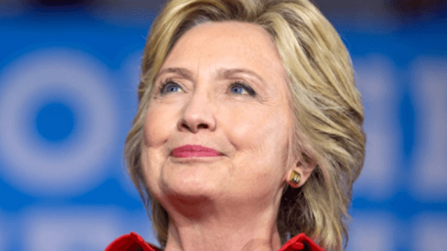 Hillary gives emotional concession speech, hopes Trump will be a successful president.