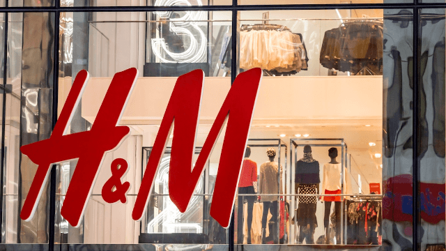 H&M is pulling plus-size clothing from some stores and the reason is pretty lame.