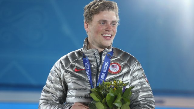 Homophobia is still alive on the internet and this out Olympic skier has receipts.