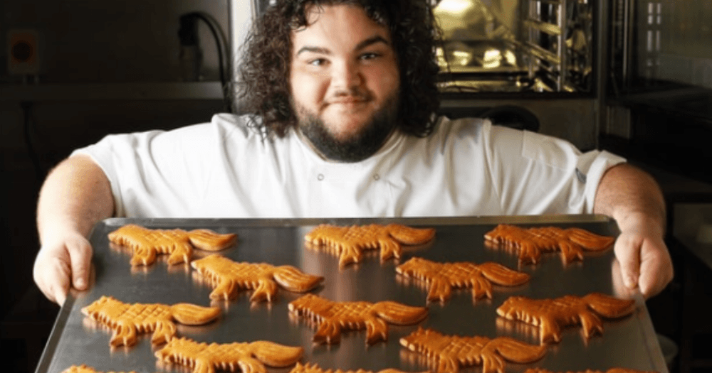 Hot Pie from 'Game of Thrones' is now selling homemade Direwolf Bread.