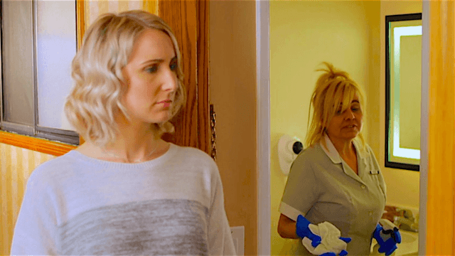 You don't want to know how gross hotel rooms are, but Nikki Glaser gets maids to tell you anyway.