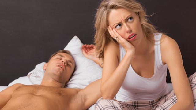 A longer orgasm male