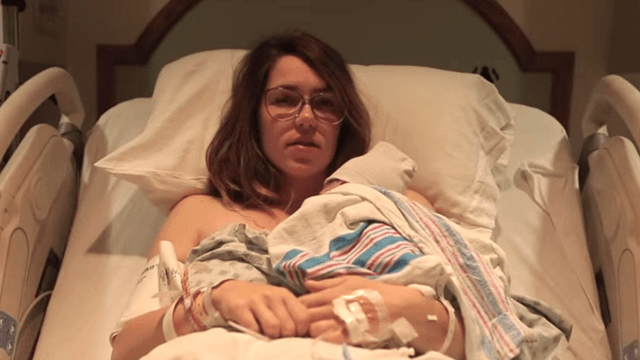 This couple tried to figure out how much their hospital birth would cost. It didn't go well.