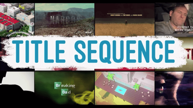 Everything that goes into making a TV show's opening sequence memorable and successful.