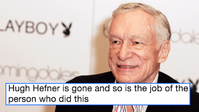 This tragic Hugh Hefner article is why pre-writing