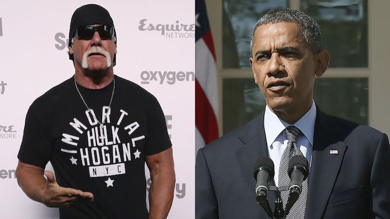 Hulk Hogan defended himself on Twitter for using the N-word and made it so much worse.