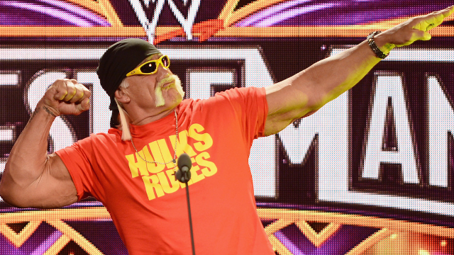 Hulk Hogan allegedly prayed for 12 hours straight. We have questions.
