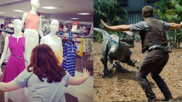 """I channeled Chris Pratt in """"Jurassic World"""" to dominate the things that scare me in life."""