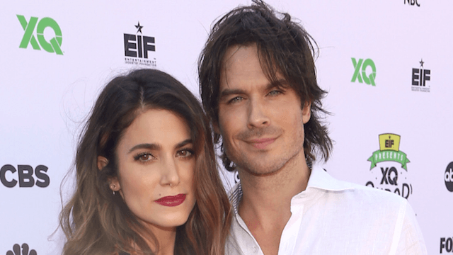 Ian Somerhalder threw out wife Nikki Reed's birth control pills. What the f**k?!