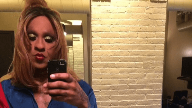 Some idiot called the cops because queer rapper Mykki Blanco was sitting next to him on a plane.