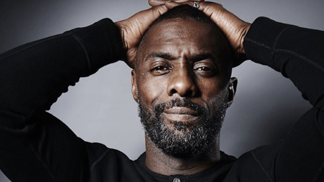 Like salt water, drinking in this shirtless photo of Idris Elba will just leave you thirstier.