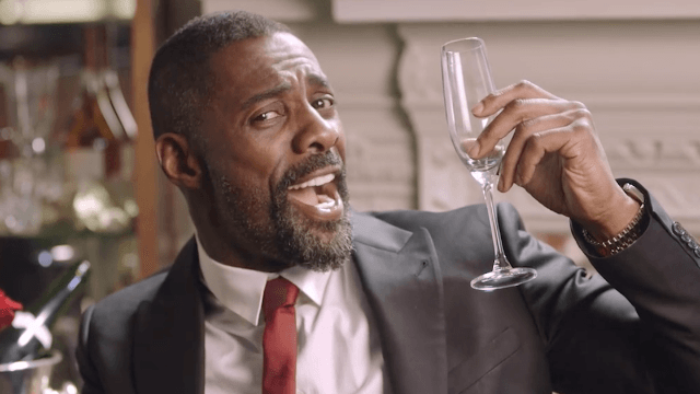 Idris Elba is auctioning off a Valentine's Day date with himself at a price you can afford.