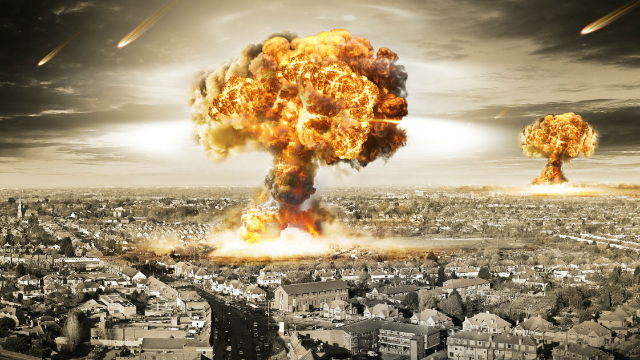 If a Nuclear Bomb Drops, This Piece of Science Might Save Your Life.