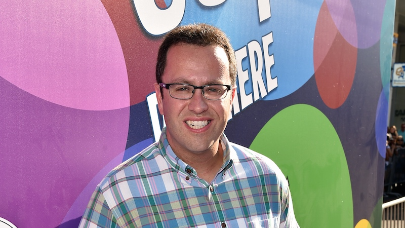 If you thought Jared Fogle's foundation was his one good deed, you were wrong about that too.