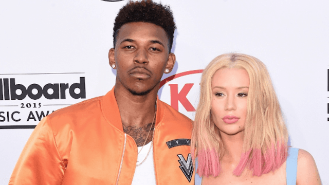Iggy Azalea discovered details of Nick Young cheating from security cameras, 'E!' news.