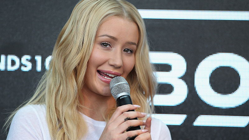This amazing Twitter beef starts with Iggy Azalea and ends with helping to cure prostate cancer.