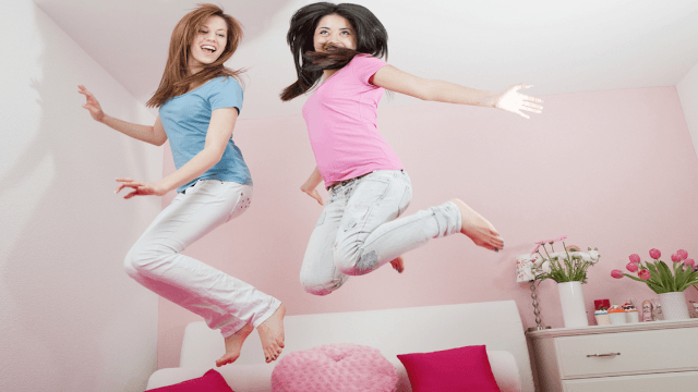Party pooper IKEA tells teens to stop having illegal sleepovers in stores.