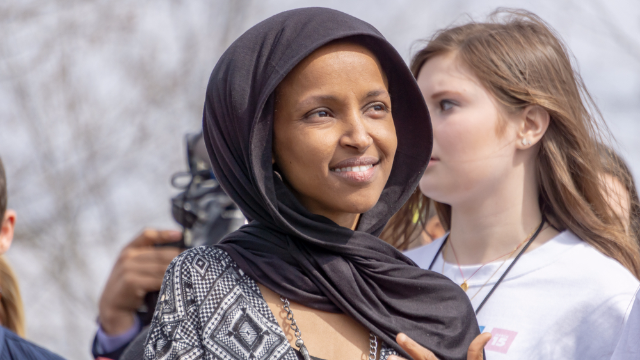 newspaper slammed for inciting violence against rep  ilhan