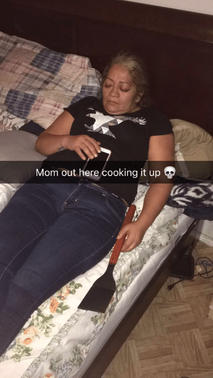 Guy's viral prank on his sleeping mom is so funny you can't even be mad.