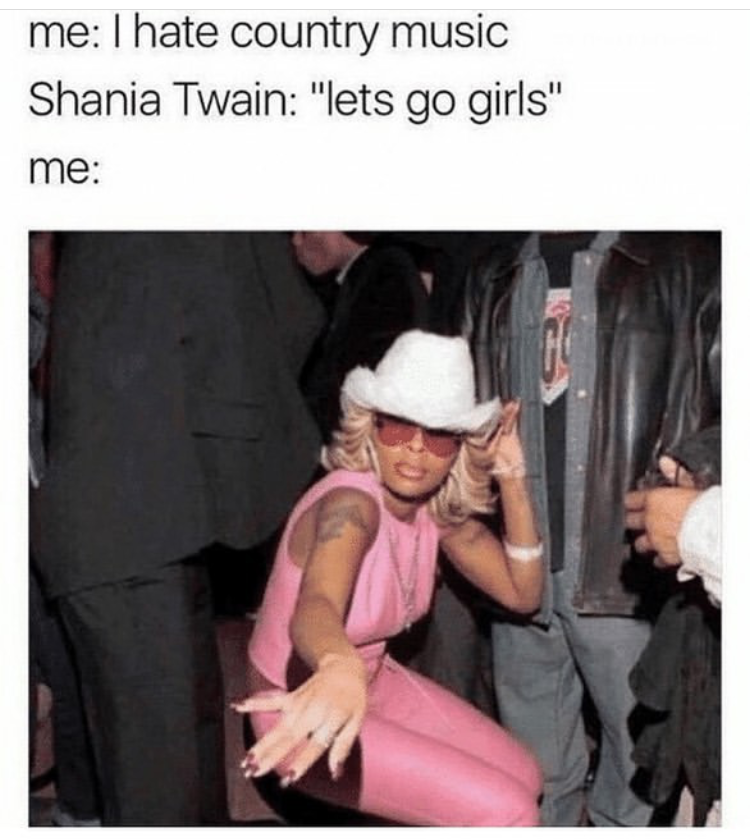 25 Memes That Will Only Be Funny If You Listen To Country ...