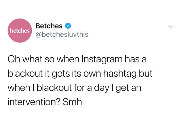 23 Memes That Perfectly Nail Your Feelings About The Instagram and Facebook Outage.