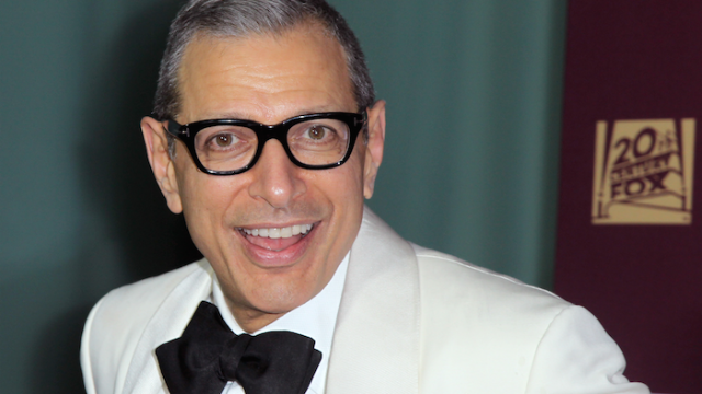 In amazing coincidence for marketing execs, Jeff Goldblum's baby was born on Independence Day.