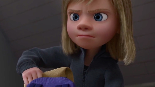 Guy edits all the 'outside parts' of 'Inside Out' into a 15-minute film about childhood.