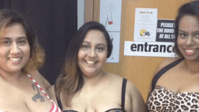 Instagram removed pictures of Aarti Olivia Dubey and her friends in bikinis because they dared to be fat.
