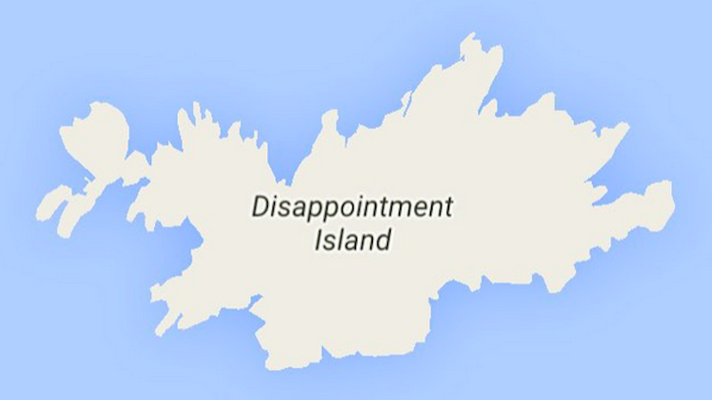 This Instagram account shows the saddest, most amusing location names in the world.