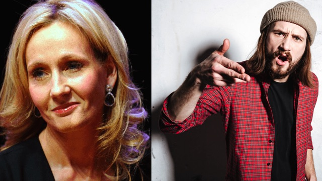 JK Rowling has the perfect response for dudes complaining about International Women's Day: facts.