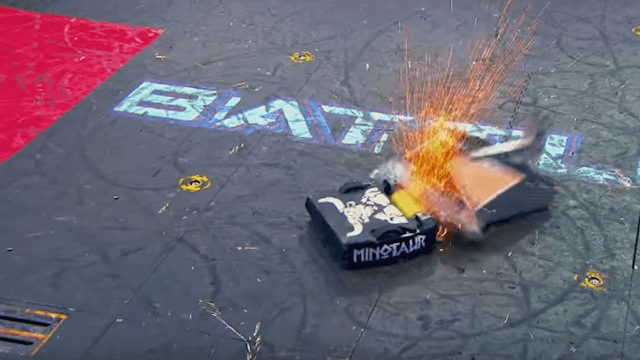 The internet has spoken: this is the greatest BattleBots fight of all time.