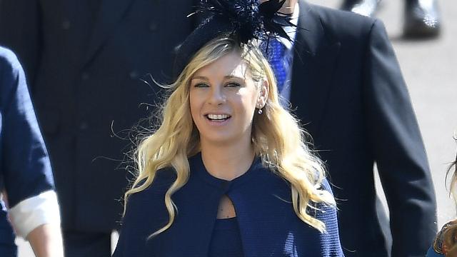 ex girlfriend of prince harry at wedding
