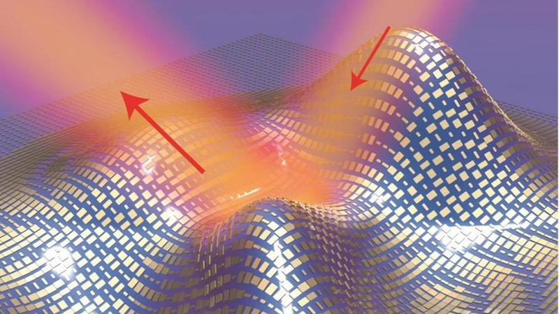 An invisibility cloak is being developed for science and Harry Potter nerds.