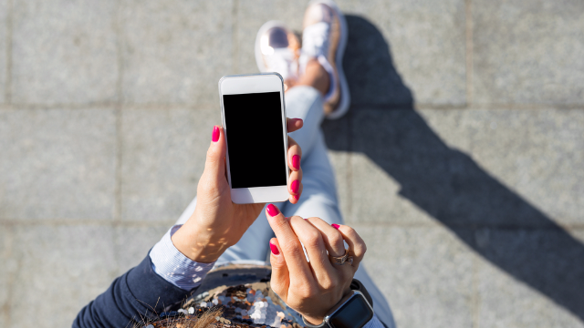 This iPhone hack will save the lives of people who make typos (so, everyone).