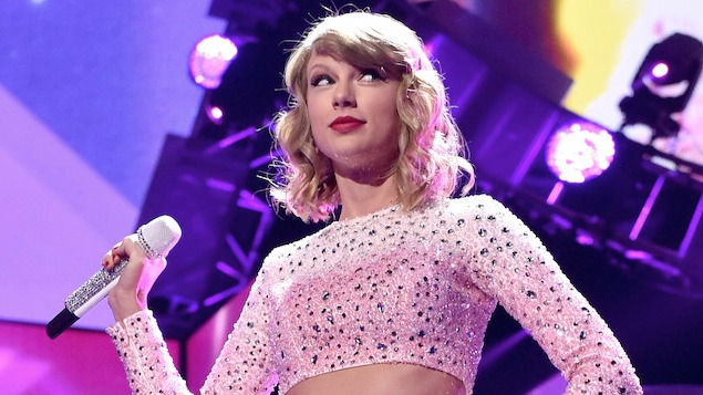 Is anyone else having trouble imagining Taylor Swift playing a super-villian?
