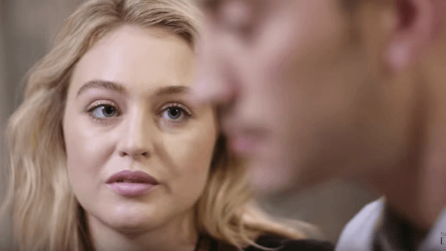 Model Iskra Lawrence watched herself get photoshopped and the results were disturbing.