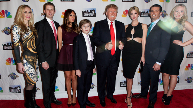From boos to memes: the Trump family's trip to the UK is not going well for them.