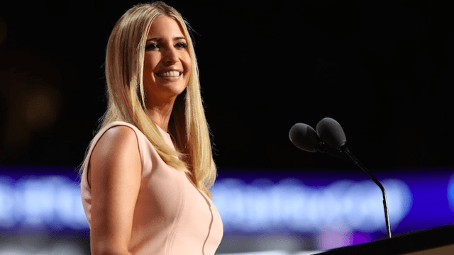 Ivanka Trump tweeted 'Happy Birthday' to her 8-month-old. What's wrong with this picture?
