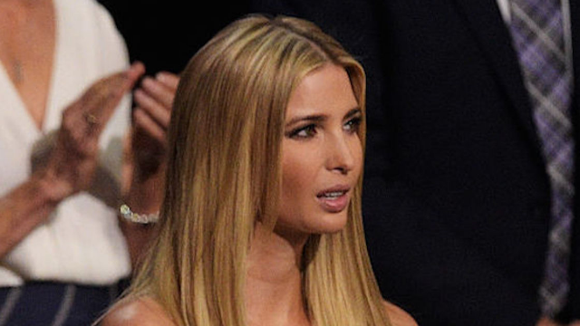 Ivanka Trump tweeted about Women's History Month and it backfired.