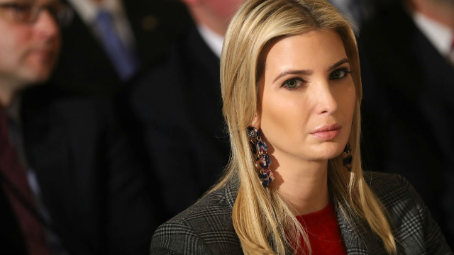 Ivanka Trump's fashion brand closes shop