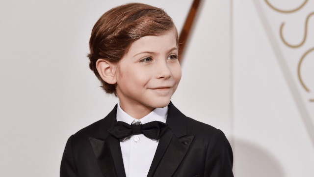 Jacob Tremblay celebrated May the 4th with a furry little beast that looks like a Wookiee.