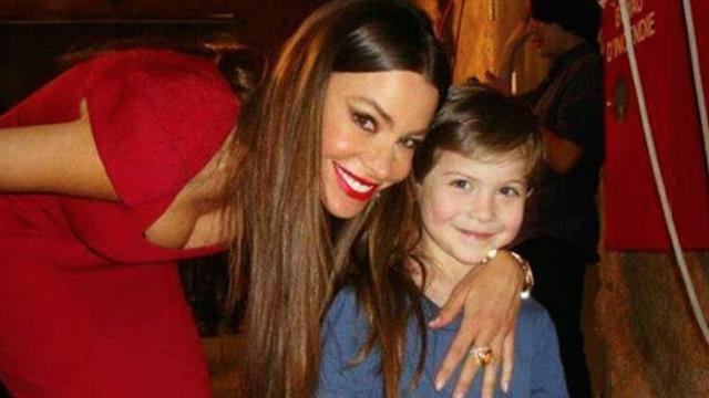 Jacob Tremblay posts adorable tribute to former co-star, current crush Sofia Vergara.