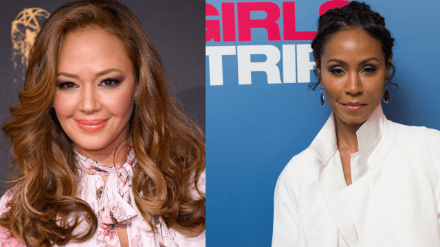 Leah Remini just outed Jada Pinkett Smith as a Scientologist.
