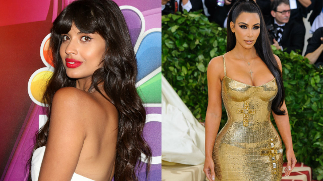 Jameela Jamil called out the problem with Kim Kardashian's new body makeup line.
